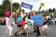 Alchemi Arts Group at Pride Parade
